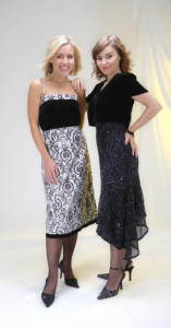 Petite Affair evening dresses